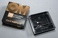Olympus OM-1 OM-2 OM-3 OM-4 Ti Camera Focusing Screen 1-9