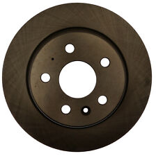 Disc Brake Rotor-Non-Coated Rear ACDelco Advantage 18A82034A