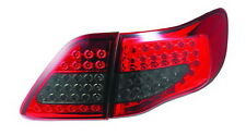 Toyota Corolla Altis Led Tail light Red Smoke Color 08 09 10  Not For Usa