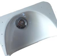 Kildwick Kompact Urine Separator/Diverter for Compost Toilet/Off-Grid