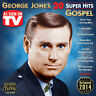 George Jones - 20 Super Hits Gospel [New CD]
