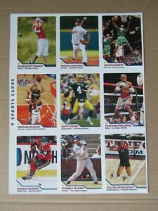Sports Illustrated for Kids Lot Cards Boxing MAYWEATHER Ali