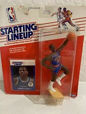 Starting Lineup 1988 Patrick Ewing NBA New York Knicks Figure And Card