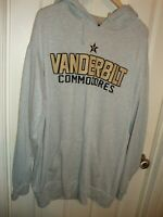 VANDERBILT COMMODORES Athletic J America Sportswear Sweatshirt Size XXL      207