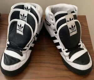 Relación carne de vaca Norma  Adidas Athletic Shoes adidas Jeremy Scott Black for Men for Sale |  Authenticity Guaranteed | eBay