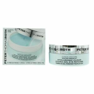 Peter Thomas Roth Water Drench Hyaluronic Cloud Hydra-Gel Eye Patches 60pcs