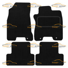 NISSAN X TRAIL 2007-2014 FULLY TAILORED CLASSIC CAR FLOOR MATS BLACK
