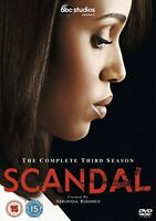Scandal - Season 3 [DVD][Region 2]