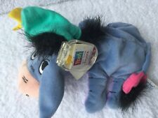 BNWT VERY RARE DISNEY SWEET DREAMS EEYORE DREAMS HE IS A PRINCE WITHOUT A TAIL