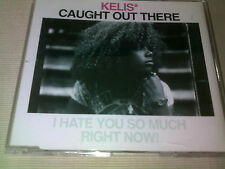 KELIS - CAUGHT OUT THERE - CLASSIC R&B CD SINGLE