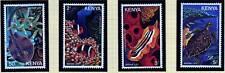 Kenya  1980 Marine Life SG183/6 MNH