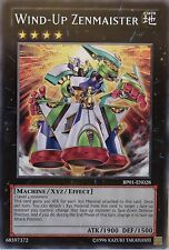Wind-Up Zenmaister BP01-EN028 / RARE / MINT / UNLIMITED / YU-GI-OH