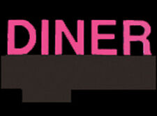ANIMATED DINER NEON SIGN FOR HO OR LARGE N-SCALE! LIGHTS, BLINKS & MORE!
