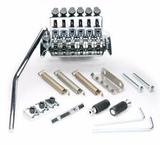 NEW Floyd Rose Special Locking TREMOLO Bridge Chrome & R2 Nut Electric Guitar