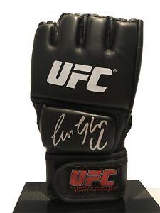 Authentic Cris Cyborg Hand Signed Auto Autographed MMA UFC Fight Glove