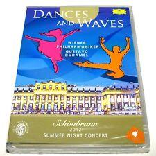 DVD, Dance And Waves, Schonbrunn 2012 Summer Night Concert