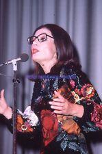 NANA MOUSKOURI 70s DIAPOSITIVE DE PRESSE ORIGINAL VINTAGE SLIDE #2