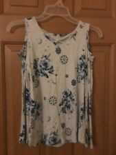 Nwt Girls Justice Floral Shirt Size 10