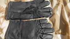 USA Army USMC Leather Cold Wet Weather ICW High Quality Gloves  XL 5 USGI