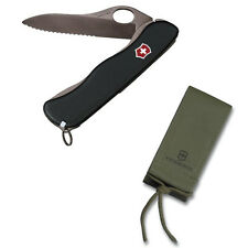 VICTORINOX SENTINEL WITH POUCH - SWISS ARMY POCKET KNIFE 111 MM - 4 TOOLS