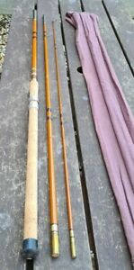 A UNUSED VINTAGE 10FT MATCH / FLOAT ROD FROM THE 60S MINT FOR TRADITIONAL ANGLER