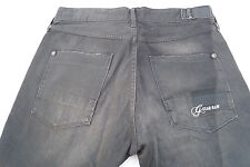 G-STAR Mc Arthur Straight Midnight Herren Jeans Hose 34/34 W34 L34 schwarz #10