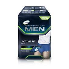 TENA Men Active Fit Pants (Large) - 8 Packs of 8 - 64 Incontinence Pants