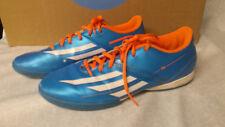 Adidas F10 Indoor Soccer Shoe - Blue Size 7.5 Men's