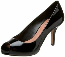 """NEW Black Patent Leather Heels~Vince Camuto~8M ~8 M~""""Kira""""~Nordstrom~Perfection!"""