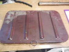 Jeep CJ5 Under Seat ToolBox Cover