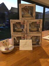 Disney Beauty & Beast Chip cup Jewelry / Jewellery Tray/Mug Ornament