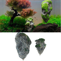 Suspended Stone Aquarium Decor Fish Tank Decoration Pumice Ornament YK