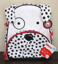 "New Skip Hop Toddler Dalmatian Backpack Insulated Adjustable Puppy Dog 12"" Bag"