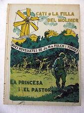 Biblioteca Patufet,Cati o la Filla del Molinet,Jª Maria Folch i Torres y Junceda