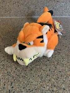 Meanies Special Edition Tiger Shark Captain Crunch With Tag