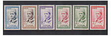 Marruecos-SG 16/21 - U/M - 1957 sultán de Marruecos 30c - 7p