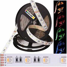 DEMODU® PREMIUM 12V LED Streifen RGBW 4 in 1 300 SMD 5050 Stripe Strip Strips