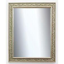 ESPEJO PLATA ANTIGUA Barroco Espejo pared espejo baño pasillo VINTAGE Verona 4,4