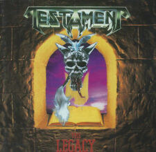 Testament - The Legacy Rare US Pressing Pre-Owned OOP CD READ Description