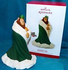Hallmark Keepsake 2013 Christmas Ornament The Wizard of Oz King Cowardly Lion