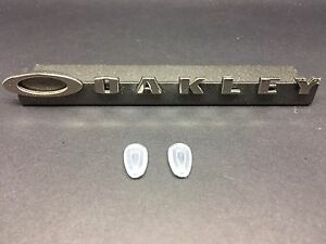Oakley replacement Nose Pads for Holbrook Metal sunglasses Brand new pair