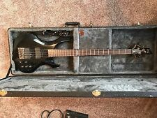 ESP LTD F-204 Bass Guitar, EMG-HZ Pickups