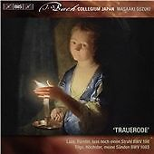 Bach:Secular Cantatas 6 [Joanne Lunn; Carolyn Sampson; Robin Blaze; Gerd Türk; D