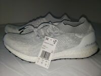Adidas UltraBoost Uncaged Mens Running Shoes Cloud White Tint DA9157 US Size 12