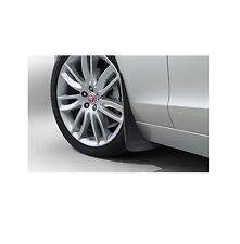 JAGUAR XF SALOON / SPORTBRAKE SPORT AND S  FRONT AND REAR SPLASH GUARD SET