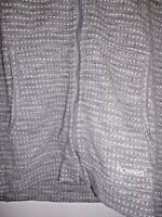 NWT Howies 77% Merino Polka Dot Merino Cotton Mix Zip Top - Size 8 (10)Brand New