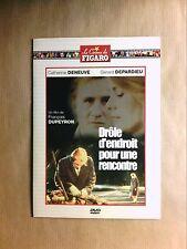 DVD / DROLE D'ENDROIT POUR UNE RENCONTRE / DENEUVE, DEPARDIEU / TRES BON ETAT