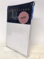 1 Ralph Lauren King Size Sham Pillow Cover Decorative Floral Lizbeth New $130