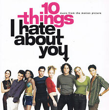 10 things I hate about you - CD - MUSIC FROM THE MOTION PICTURE