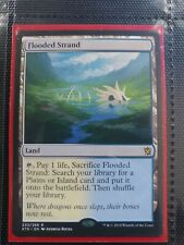 MTG Magic the Gathering Flooded Strand KTK Khans of Tarkir x1 See Photos